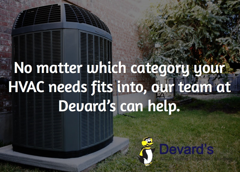heating and air conditioning contractor in Plano, TX