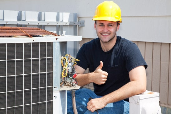 Air Conditioner Service Technician